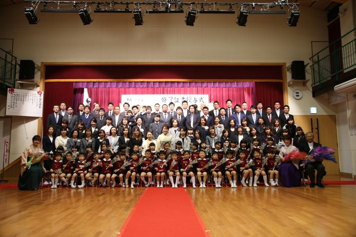 平成30年度 卒園式_b0277979_14382587.jpg
