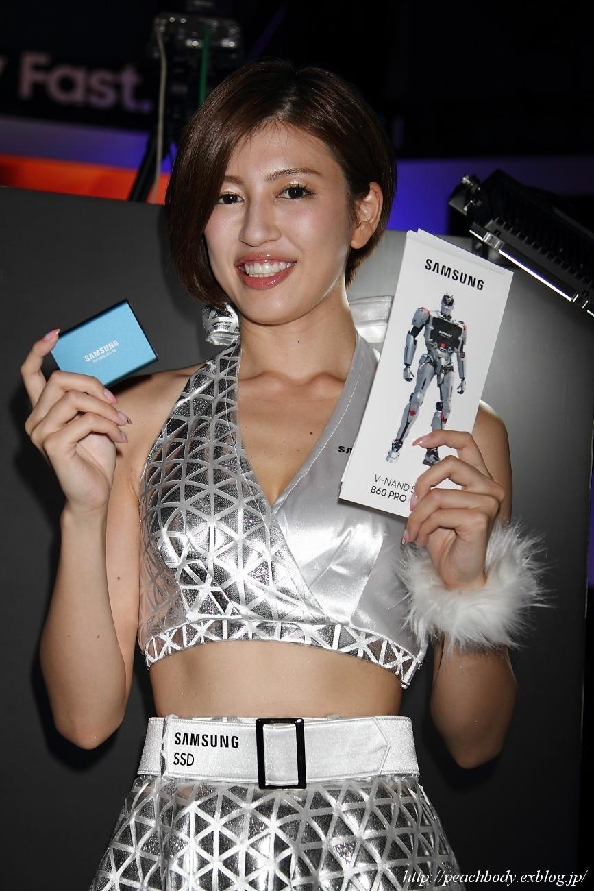 高橋あや さん(Samsung SSD ブース)_c0215885_17310391.jpg