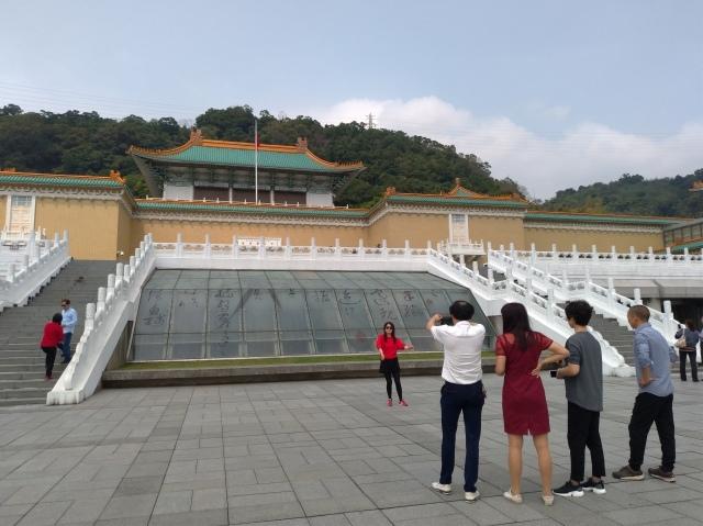 2019台湾旅行 (1) 故宮博物院と至善園をめぐる_f0100593_22011596.jpg