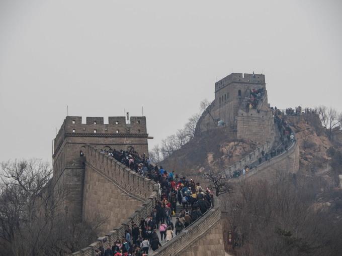 2019北京・万里の長城vol.4~超有名観光地・万里の長城へ行く~_f0276498_16584562.jpg