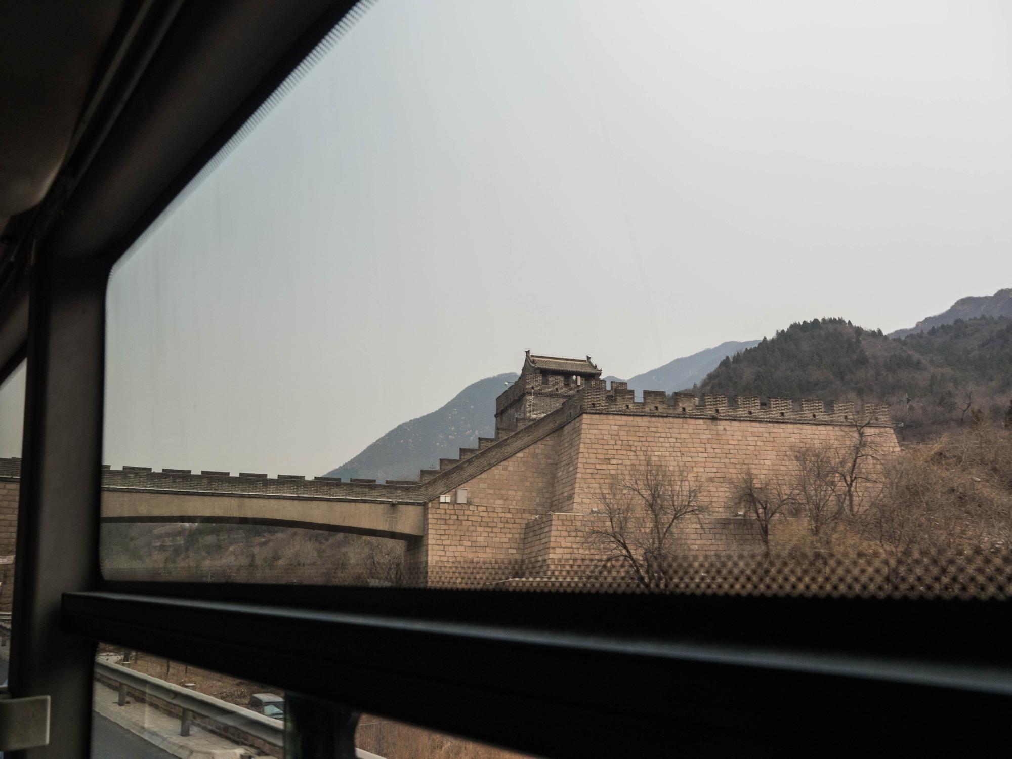 2019北京・万里の長城vol.4~超有名観光地・万里の長城へ行く~_f0276498_17041673.jpg