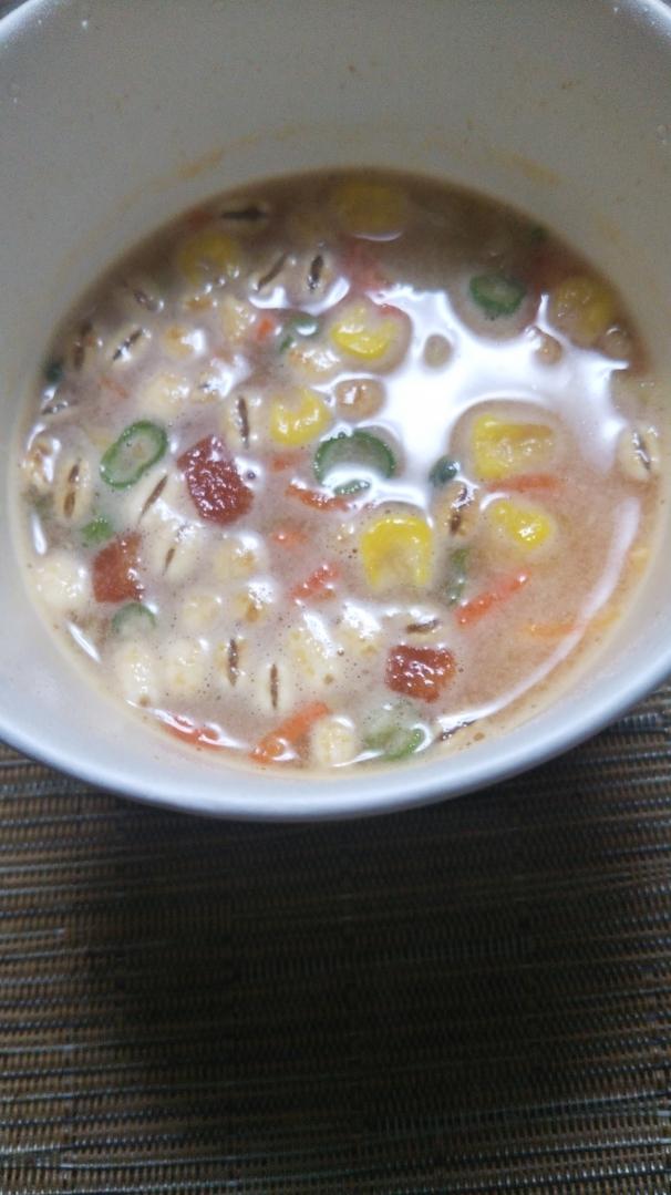 トマト&豆乳仕立て野菜たっぷりスープ_f0076001_23533843.jpg