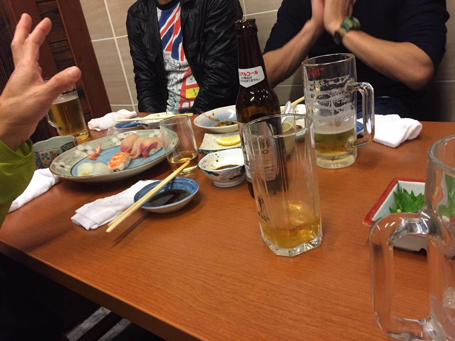 ひょうたん  (鳥取マラソン2019エイドスタッフ打ち上げ)_e0115904_22265001.jpg