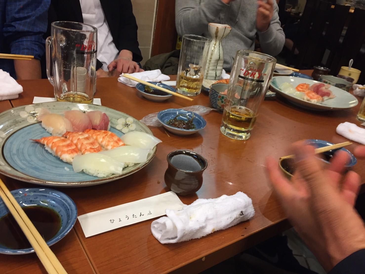 ひょうたん  (鳥取マラソン2019エイドスタッフ打ち上げ)_e0115904_22273046.jpg