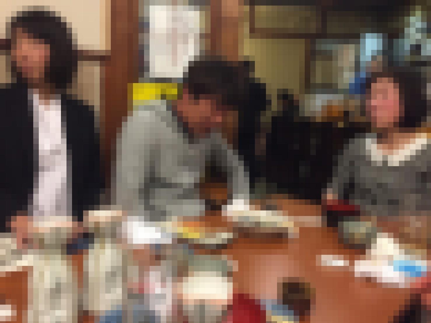 ひょうたん  (鳥取マラソン2019エイドスタッフ打ち上げ)_e0115904_22351543.jpg