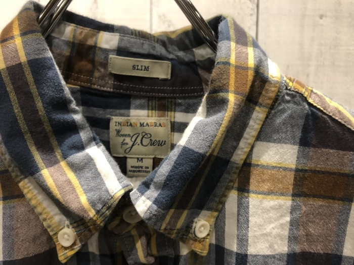 明日はローファー&L/Sシャツ入荷です!_b0247211_20115991.jpeg