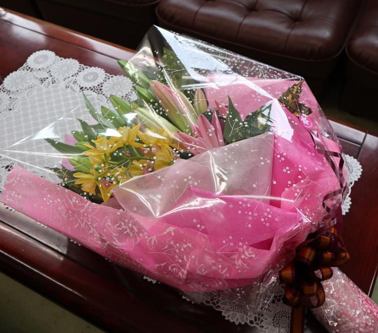 白寿のお祝い_f0067514_10053677.jpg