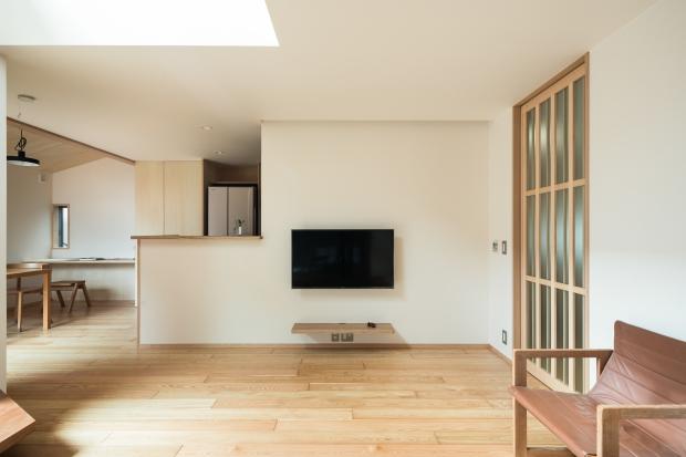『草加の家』竣工写真 _b0142417_13394782.jpg