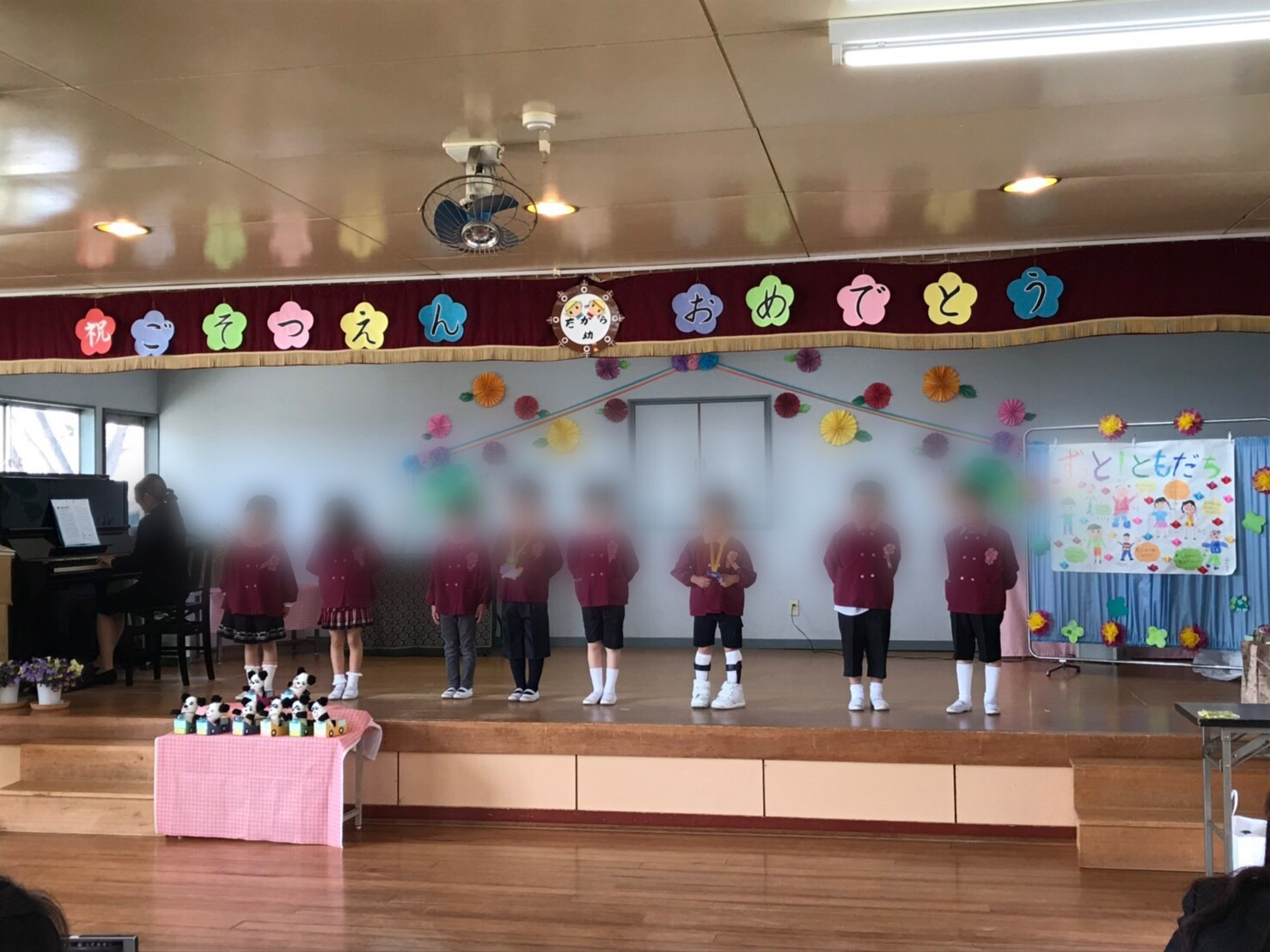 🌸卒園式✨謝恩会🌸_e0341328_15533937.jpeg