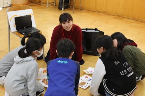 新潟市立黒崎南小学校においてワークショップを行いました。_c0167632_12103327.jpg