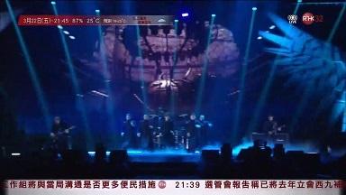 香港:歌ってるGACKTさんやはりカッコイイです!_c0036138_23264630.jpg