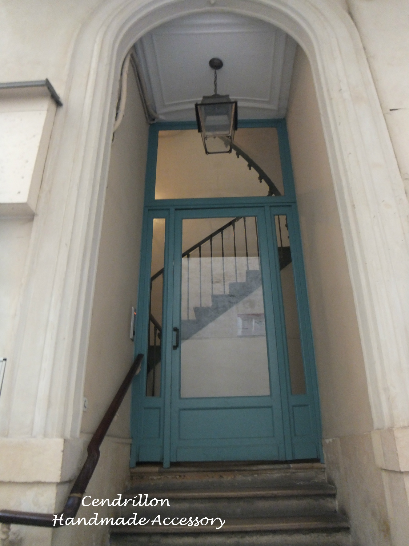 フランス♪パリのコサージュ工房『レジュロン』_d0265249_04473706.jpg