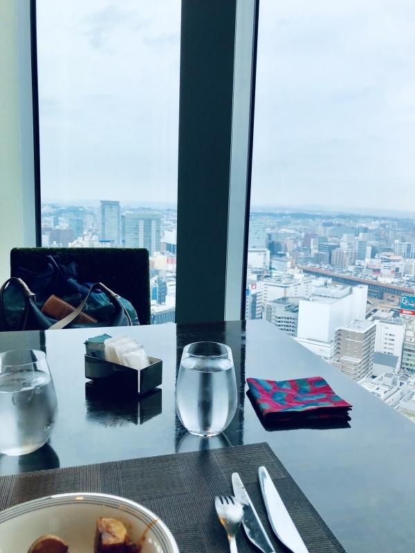 にぎやかな宇宙元旦☆イチロー引退とホテルのランチと大津和壽先生のセミナーと!_c0195362_21101690.jpeg