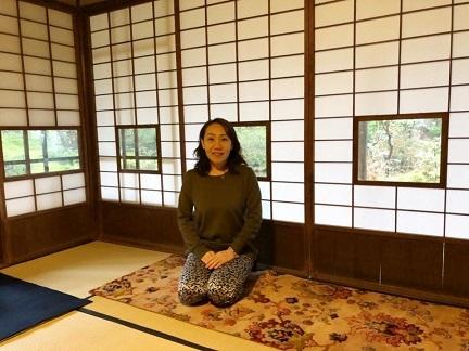 金沢の旅③~金沢最古のお茶室で_e0078071_12450420.jpg