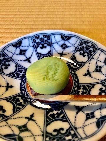金沢の旅③~金沢最古のお茶室で_e0078071_12473354.jpg