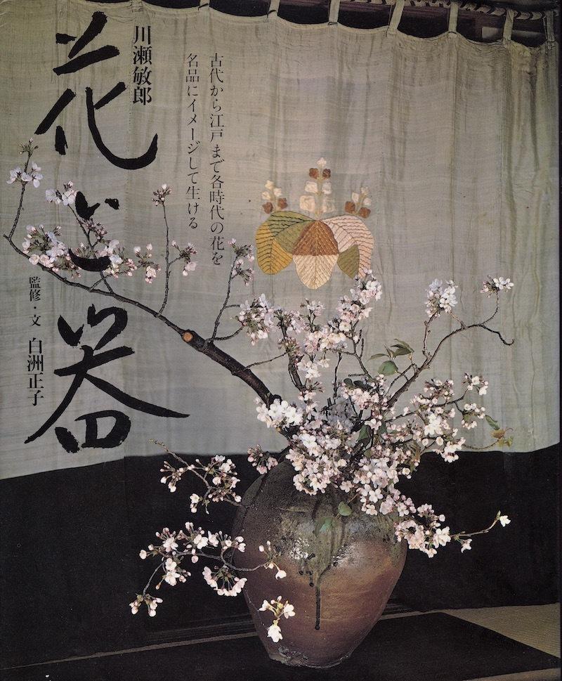 「花と器」 (川瀬敏郎)_d0335577_11522124.jpeg