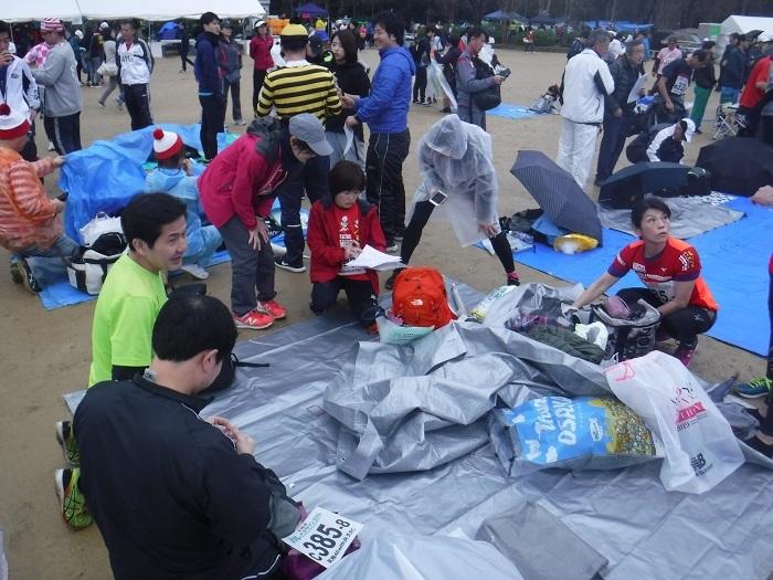 ◆大阪城リレーマラソン2019 ~いいタイムで打上げも盛り上がる♪~_f0238779_16170215.jpg