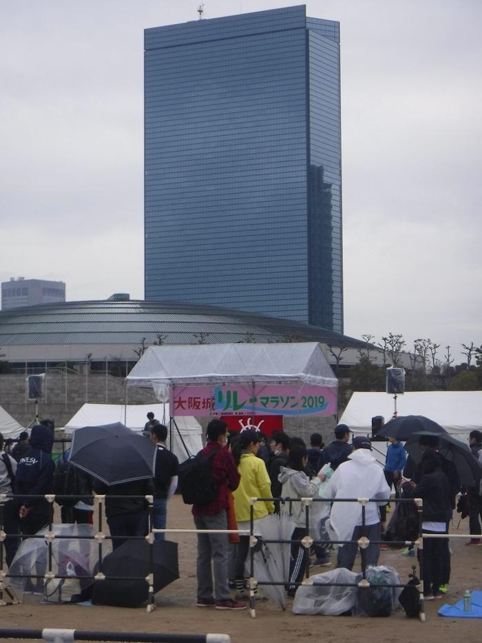 ◆大阪城リレーマラソン2019 ~いいタイムで打上げも盛り上がる♪~_f0238779_16171043.jpg