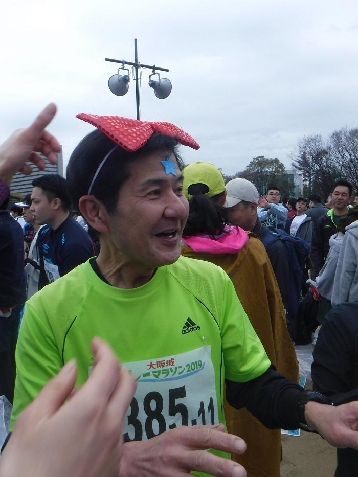 ◆大阪城リレーマラソン2019 ~いいタイムで打上げも盛り上がる♪~_f0238779_16175585.jpg