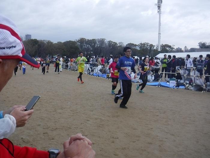 ◆大阪城リレーマラソン2019 ~いいタイムで打上げも盛り上がる♪~_f0238779_16200228.jpg