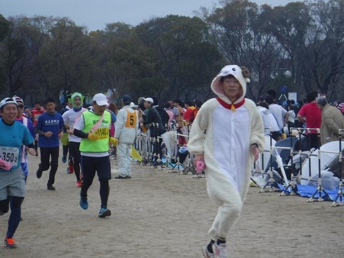 ◆大阪城リレーマラソン2019 ~いいタイムで打上げも盛り上がる♪~_f0238779_16201437.jpg