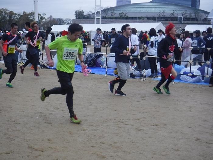 ◆大阪城リレーマラソン2019 ~いいタイムで打上げも盛り上がる♪~_f0238779_16212252.jpg