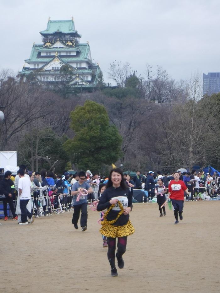 ◆大阪城リレーマラソン2019 ~いいタイムで打上げも盛り上がる♪~_f0238779_16220111.jpg