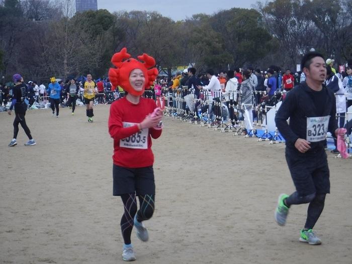 ◆大阪城リレーマラソン2019 ~いいタイムで打上げも盛り上がる♪~_f0238779_16221357.jpg