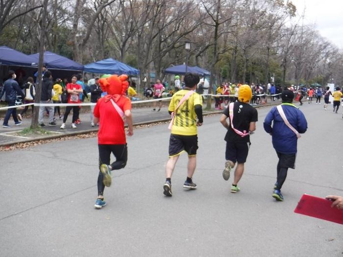 ◆大阪城リレーマラソン2019 ~いいタイムで打上げも盛り上がる♪~_f0238779_16224016.jpg