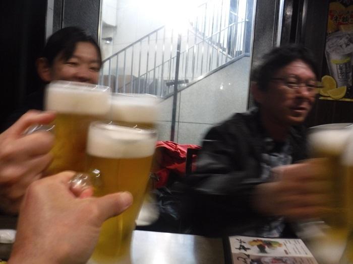 ◆大阪城リレーマラソン2019 ~いいタイムで打上げも盛り上がる♪~_f0238779_16251040.jpg