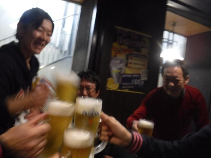 ◆大阪城リレーマラソン2019 ~いいタイムで打上げも盛り上がる♪~_f0238779_16252054.jpg