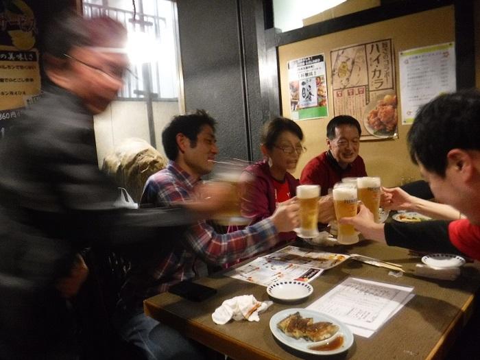 ◆大阪城リレーマラソン2019 ~いいタイムで打上げも盛り上がる♪~_f0238779_16283068.jpg