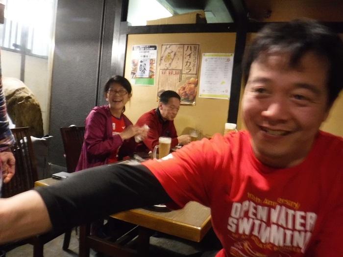 ◆大阪城リレーマラソン2019 ~いいタイムで打上げも盛り上がる♪~_f0238779_16284143.jpg