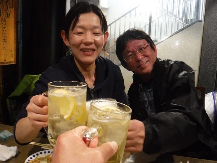 ◆大阪城リレーマラソン2019 ~いいタイムで打上げも盛り上がる♪~_f0238779_16291875.jpg