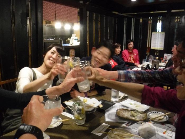 ◆大阪城リレーマラソン2019 ~いいタイムで打上げも盛り上がる♪~_f0238779_16310360.jpg