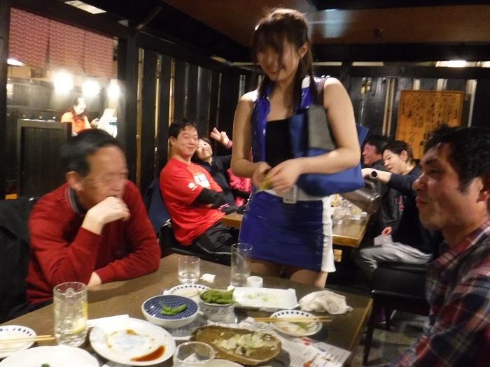 ◆大阪城リレーマラソン2019 ~いいタイムで打上げも盛り上がる♪~_f0238779_16343219.jpg