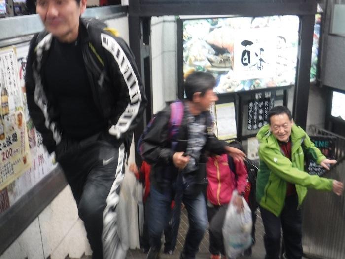 ◆大阪城リレーマラソン2019 ~いいタイムで打上げも盛り上がる♪~_f0238779_16350301.jpg