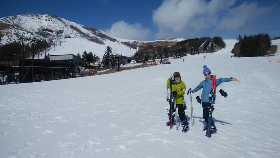 八ヶ岳リトリートハウスFlanのキセキ 登山講習とスキー_e0231387_18550234.jpg