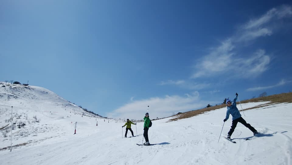 八ヶ岳リトリートハウスFlanのキセキ 登山講習とスキー_e0231387_18550262.jpg
