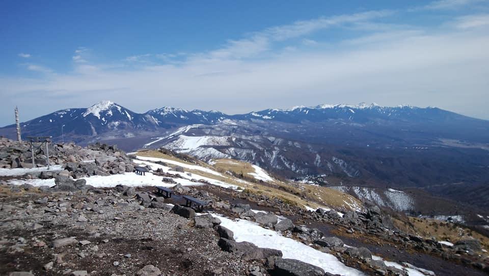 八ヶ岳リトリートハウスFlanのキセキ 登山講習とスキー_e0231387_18550345.jpg