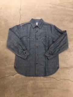 Chambray Shirts_f0369188_21425337.jpg