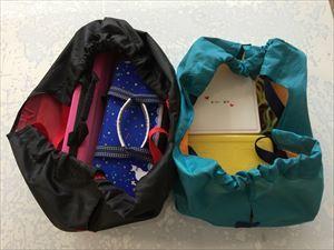 [小学1年生日記 ⑮] 持ち帰った道具の整理♪_a0239890_17340245.jpg