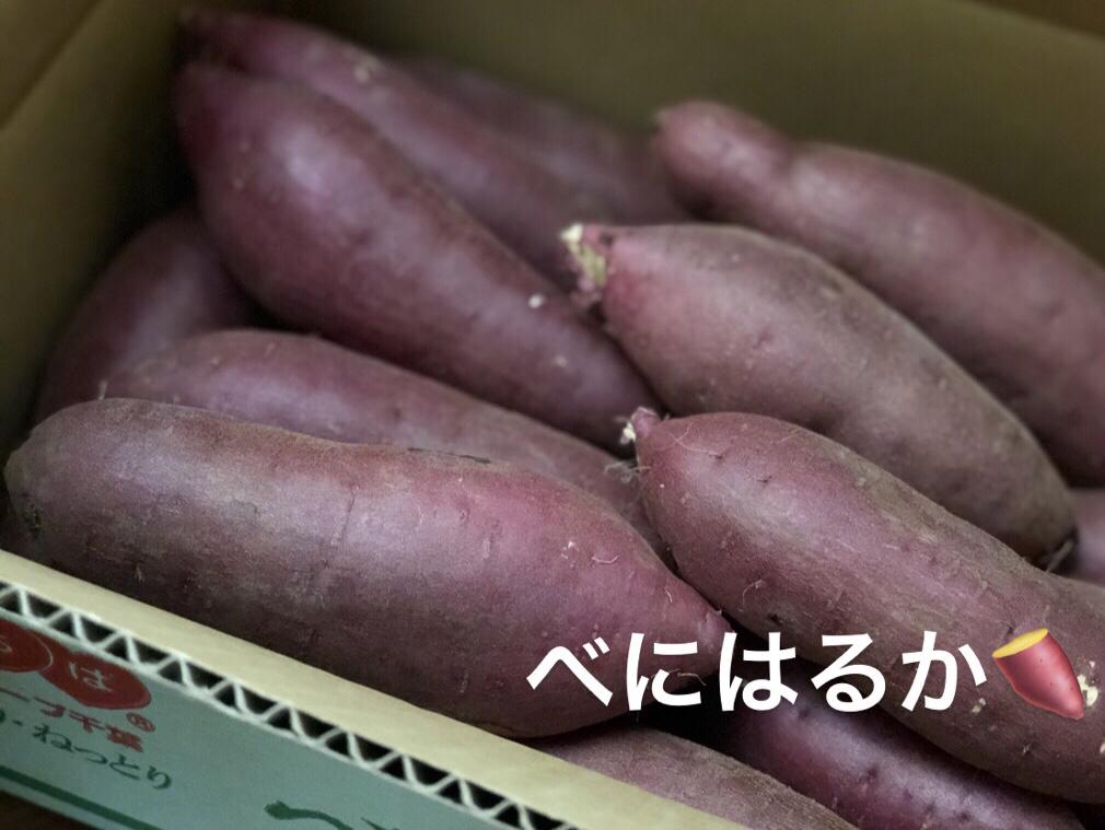 嬉しいお芋さん♪ & りるちゃん、ありがとう!_c0028792_19454865.jpg