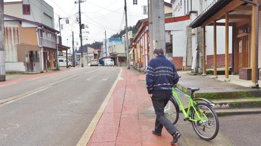 浦佐びしゃもん亭へクロスバイクが入りました!_c0336902_13532873.jpg