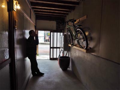 浦佐びしゃもん亭へクロスバイクが入りました!_c0336902_13551029.jpg