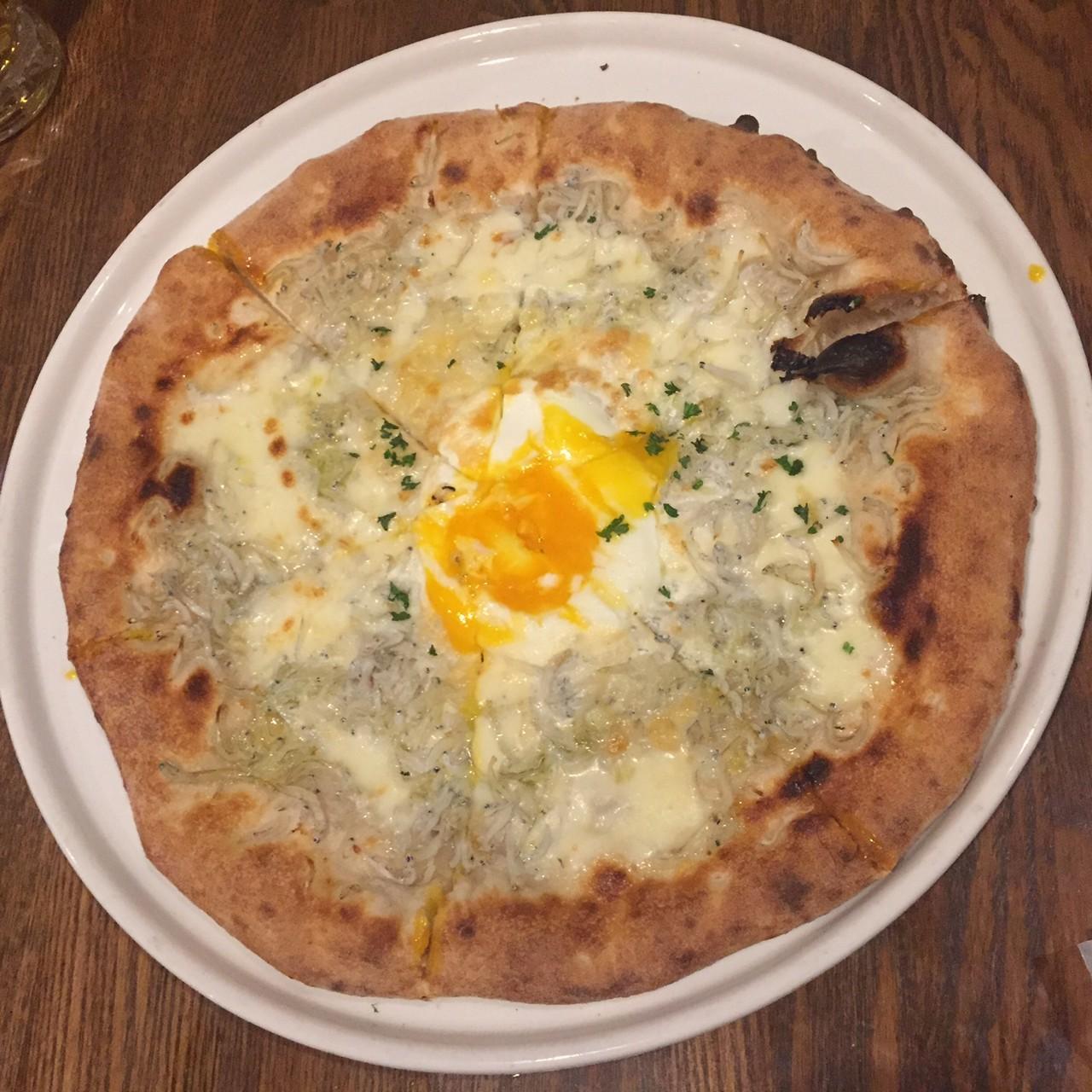 Pizzeria Sanare 取り分けリッチコース_e0115904_01040456.jpg