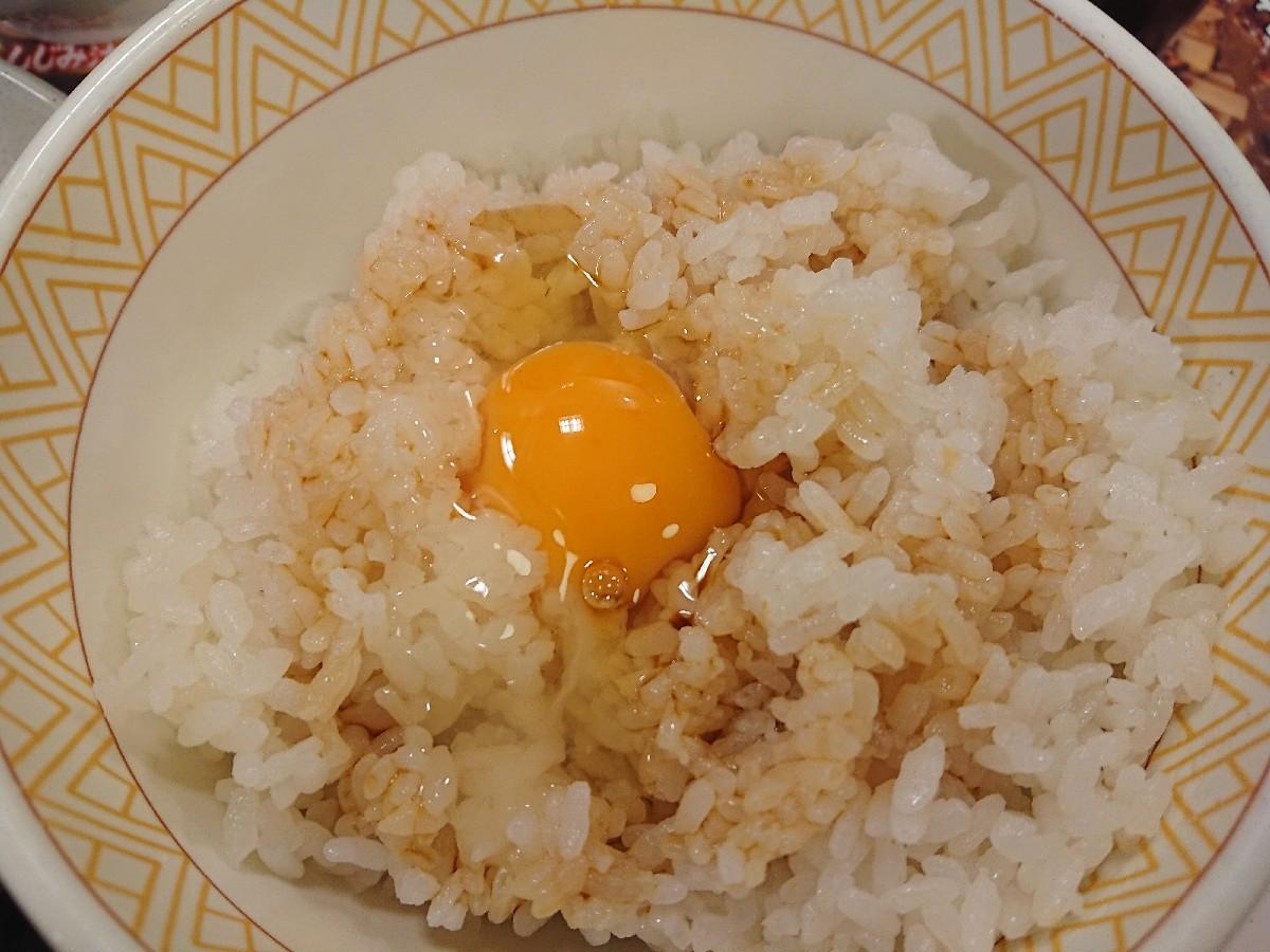 3/23  豚生姜焼朝食セット¥390@すき家_b0042308_07010433.jpg