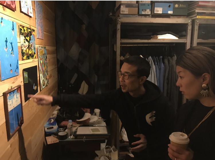 Husking Bee いっそん! 4月17日〜21日の期間中に磯部正文が江の島CurryDiner オッパーラにて個展を開催!!! アコースティックライヴも!!!_d0106911_21193821.jpeg