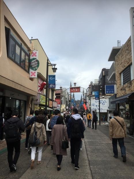 着物で憧れの鎌倉を歩く!!_a0126418_07595092.jpg