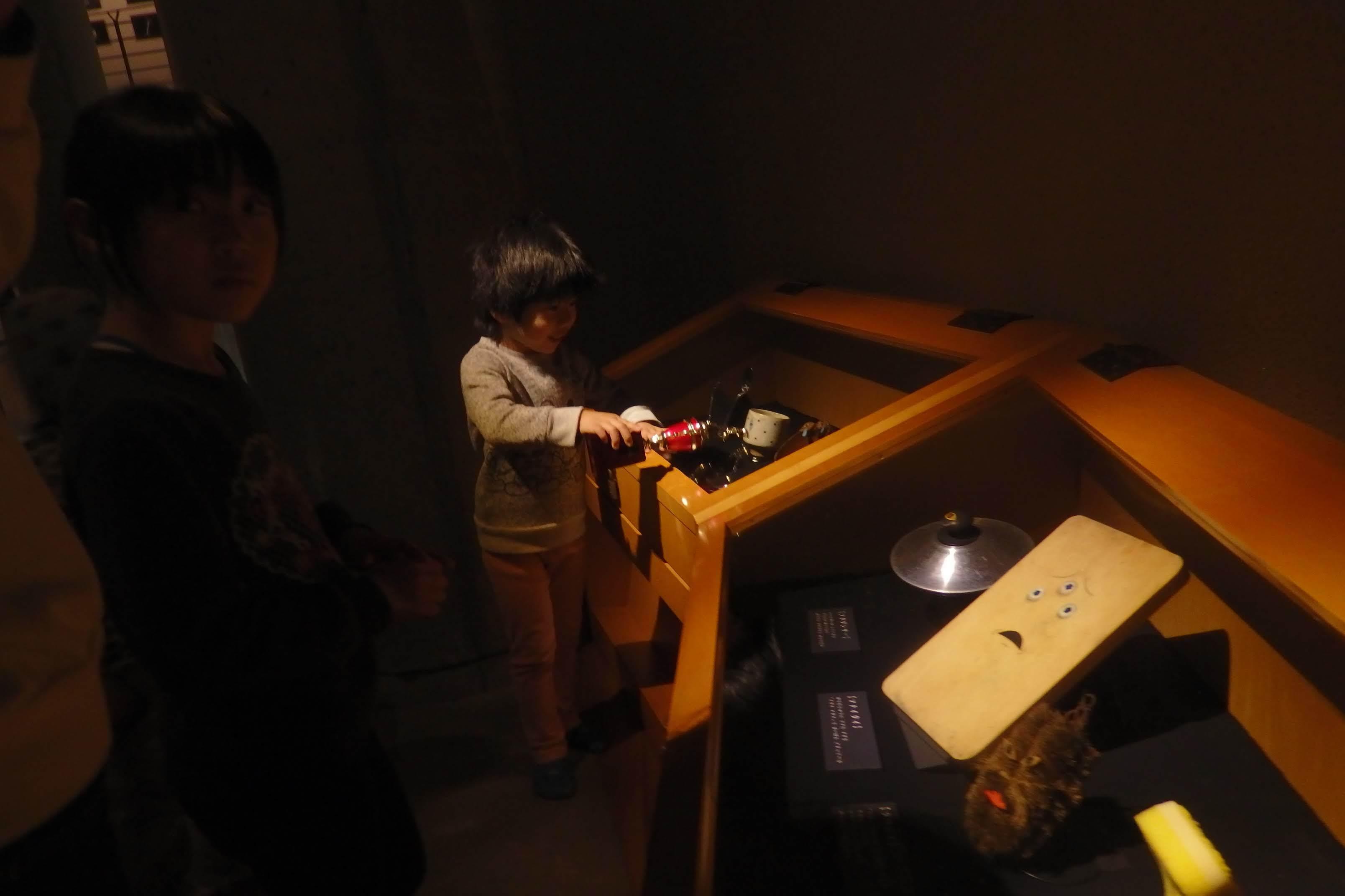 りょうぜん絵本カーニバル「モノモノノケ展」スタートしました!_f0296936_18245866.jpg